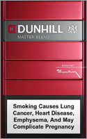 Dunhill Master Blend (Red) Cigarettes
