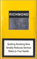 Richmond Klan Cigarettes