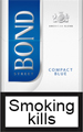 Bond Compact Blue Cigarettes