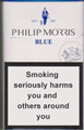 Philip Morris Blue Cigarettes