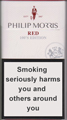 Philip Morris Red 100S Cigarettes
