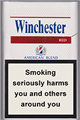 Winchester Red Cigarettes