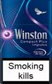 Winston Compact Impulse Cigarettes