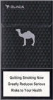 Camel Black Super Slims 100s Cigarettes