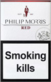 Philip Morris Red Cigarettes