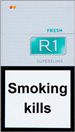 R1 Super Slims Fresh 100`s Cigarettes