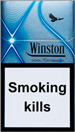 Winston XSpression Cool Cigarettes