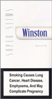 Winston Super Slims White 100s Cigarettes